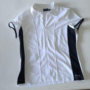 Izod Athletic Polo Shirt (B123) - Womens